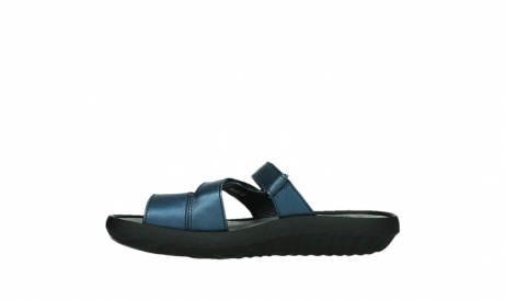 wolky slippers 00885 sense 85800 blue leather_13