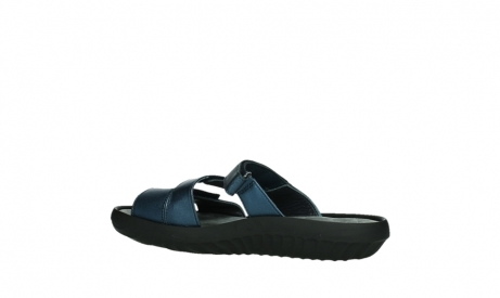 wolky slippers 00885 sense 85800 blue leather_15