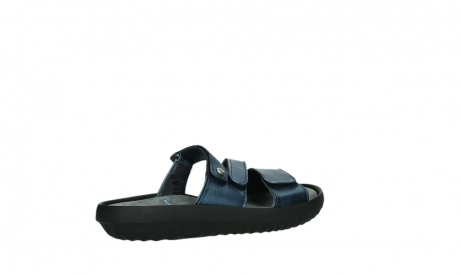wolky slippers 00885 sense 85800 blue leather_23