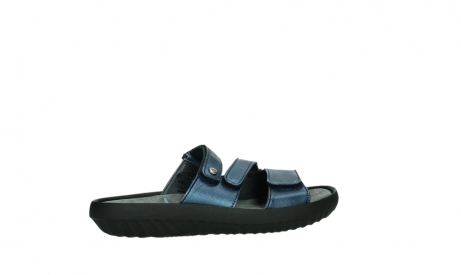 wolky slippers 00885 sense 85800 blue leather_24