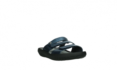 wolky slippers 00885 sense 85800 blue leather_5