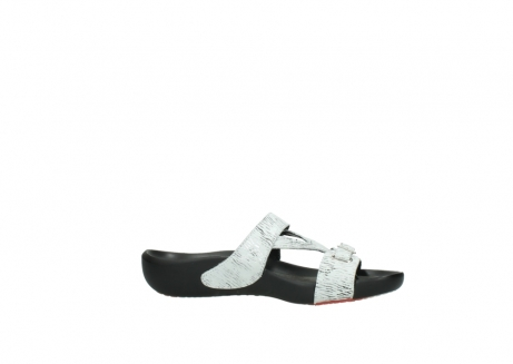 wolky slippers 01000 oconnor 70110 wit zwart canal leer_14