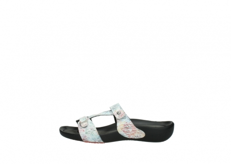 wolky slippers 01000 oconnor 70980 wit multi color canal leer_1