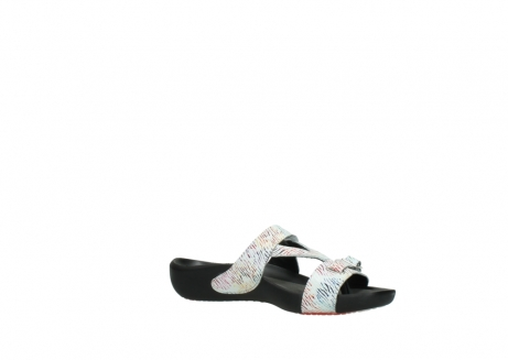 wolky slippers 01000 oconnor 70980 wit multi color canal leer_15