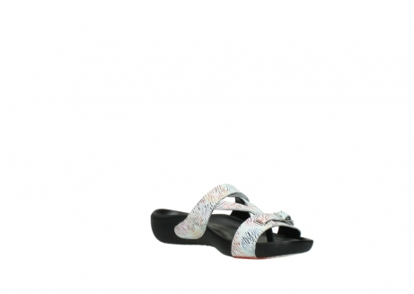 wolky slippers 01000 oconnor 70980 wit multi color canal leer_16