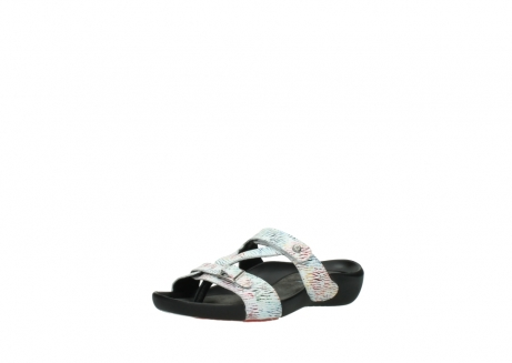 wolky slippers 01000 oconnor 70980 wit multi color canal leer_22