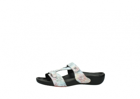 wolky slippers 01000 oconnor 70980 wit multi color canal leer_24