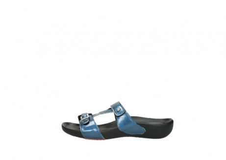 wolky slippers 01000 oconnor 80820 denim metallic lakleer_1