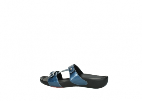 wolky slippers 01000 oconnor 80820 denim metallic lakleer_2