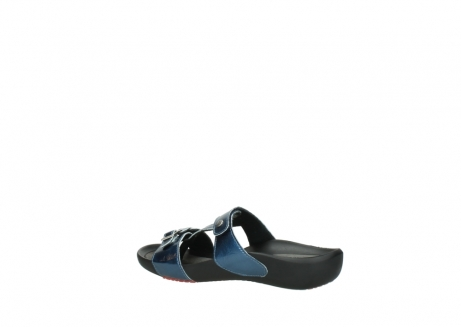 wolky slippers 01000 oconnor 80820 denim metallic lakleer_3