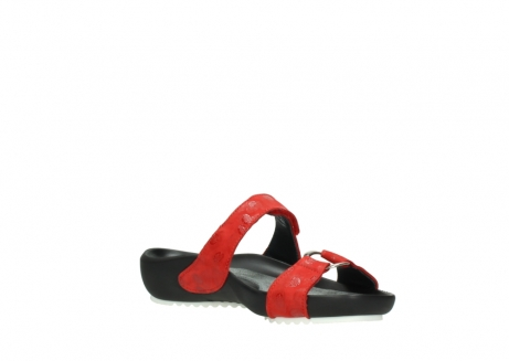 wolky slippers 01001 ohara 12500 rood nubuck_16