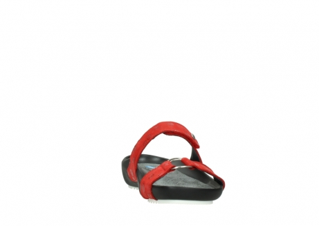 wolky slippers 01001 ohara 12500 rood nubuck_18