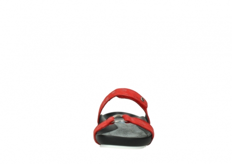 wolky slippers 01001 ohara 12500 rood nubuck_19