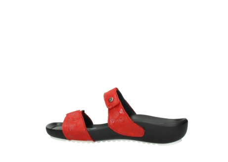 wolky slippers 01001 ohara 12500 rood nubuck_2