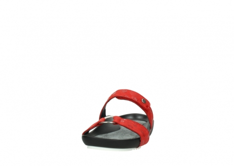 wolky slippers 01001 ohara 12500 rood nubuck_20