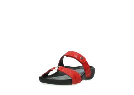 wolky slippers 01001 ohara 12500 rood nubuck_21