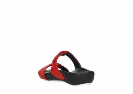 wolky slippers 01001 ohara 12500 rood nubuck_5