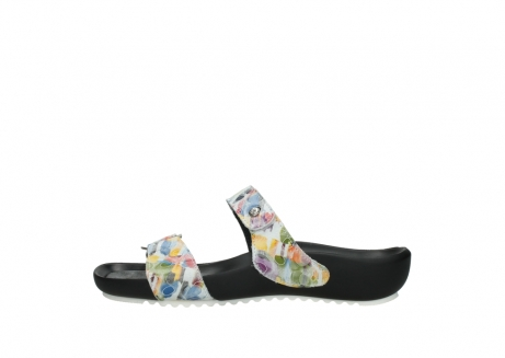 wolky slippers 01001 ohara 12910 wit multi nubuck_1