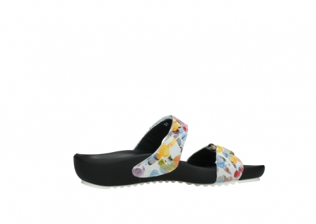 wolky slippers 01001 ohara 12910 wit multi nubuck_12