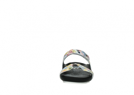 wolky slippers 01001 ohara 12910 wit multi nubuck_19