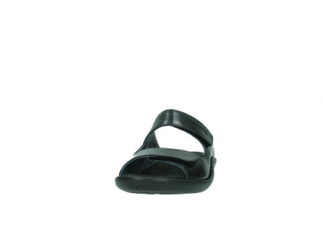 wolky slippers 01301 nepeta 30000 black leather_20