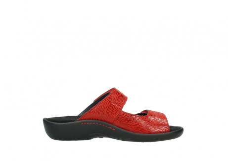 wolky slippers 01301 nepeta 70500 rood nubuck_13