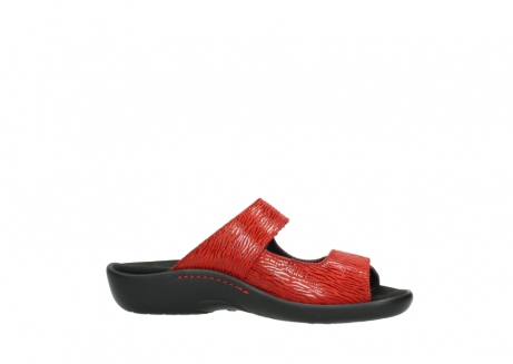 wolky slippers 01301 nepeta 70500 rood nubuck_14
