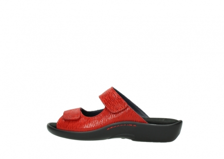 wolky slippers 01301 nepeta 70500 rood nubuck_2