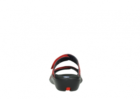 wolky slippers 01301 nepeta 70500 rood nubuck_7
