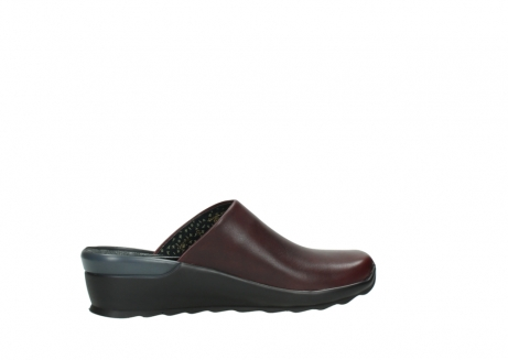 wolky slippers 02575 go 20510 bordeaux leer_12