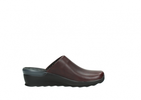 wolky slippers 02575 go 20510 bordeaux leer_13