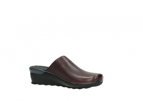 wolky slippers 02575 go 20510 bordeaux leer_15