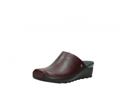 wolky slippers 02575 go 20510 bordeaux leer_22