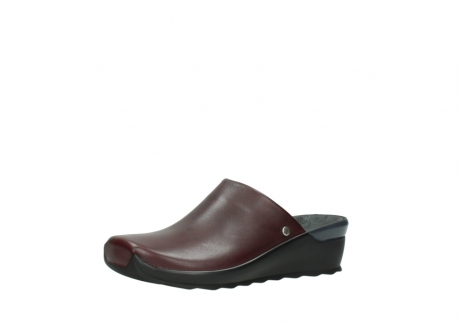 wolky slippers 02575 go 20510 bordeaux leer_23