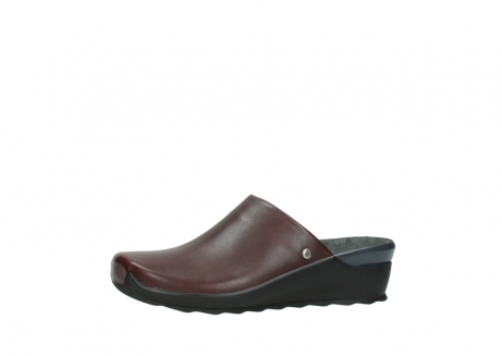 wolky slippers 02575 go 20510 bordeaux leer_24