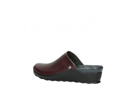 wolky slippers 02575 go 20510 bordeaux leer_3