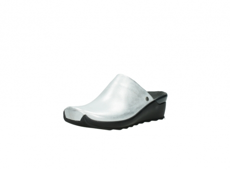 wolky slippers 02575 go 30130 silver leather_22