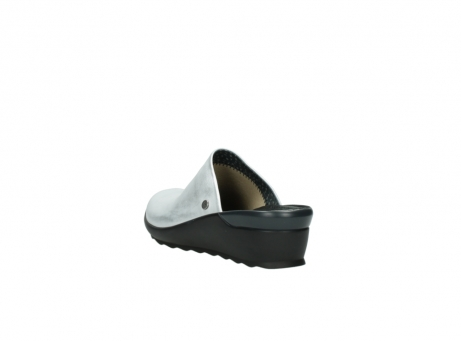 wolky slippers 02575 go 30130 silver leather_5