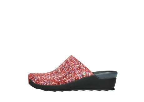 wolky slippers 02575 go 40950 rood multi suede_1