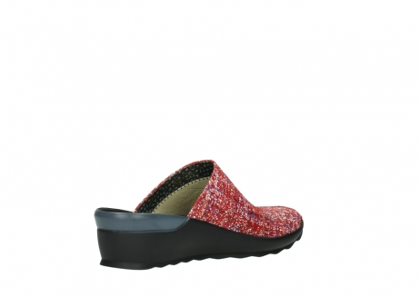 wolky slippers 02575 go 40950 rood multi suede_10
