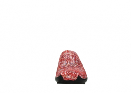 wolky slippers 02575 go 40950 rood multi suede_19