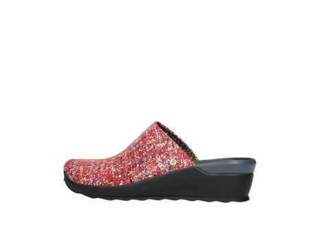 wolky slippers 02575 go 40950 rood multi suede_2