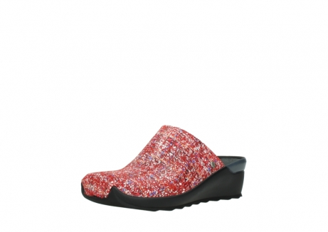 wolky slippers 02575 go 40950 rood multi suede_22