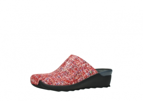 wolky slippers 02575 go 40950 rood multi suede_23