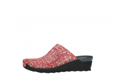 wolky slippers 02575 go 40950 rood multi suede_24