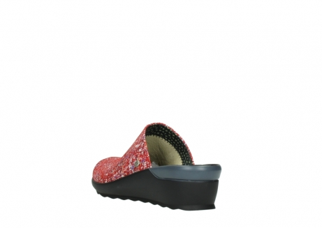 wolky slippers 02575 go 40950 rood multi suede_5