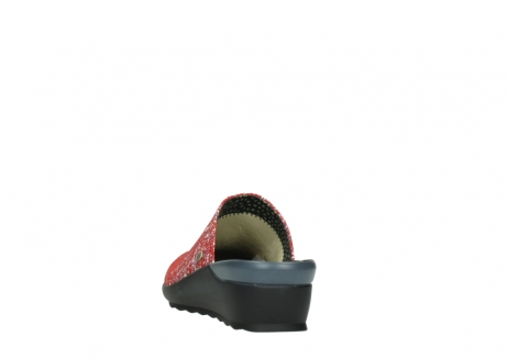 wolky slippers 02575 go 40950 rood multi suede_6
