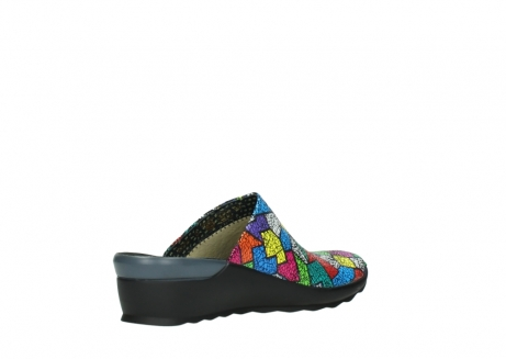 wolky slippers 02575 go 40922 picasso multi suede_10