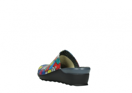 wolky slippers 02575 go 40992 picasso multi suede_5
