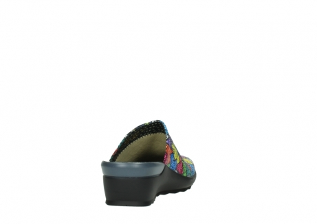 wolky slippers 02575 go 40992 picasso multi suede_8